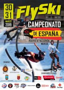 Campeonato de España Flyski @ Puerto de Mazarrón - Murcia